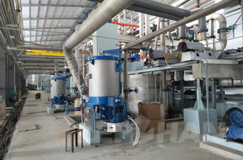 paper making pulp mill equipment